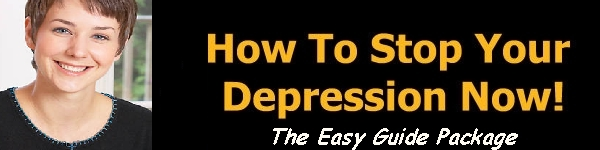 Stop Your Depression Now!: The Simple Guide To Winning The War Against Depression